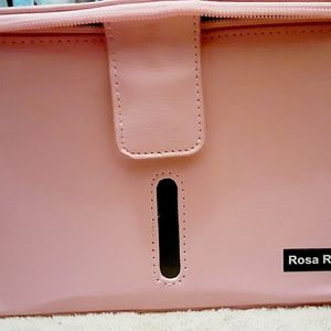 Pink Rosa Rugosa UV sanitization bag